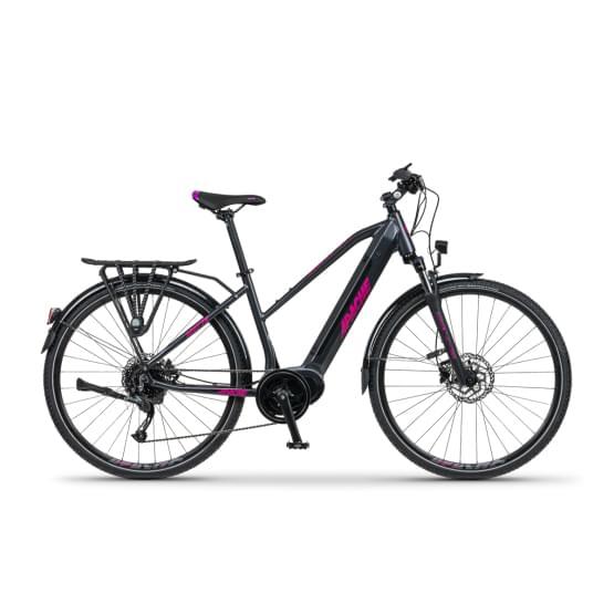 Krosové elektrokolo Apache Matta Tour MX5 dark gray 2021