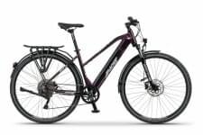Elektrokolo krosové Apache Matta Tour E5 dark purple 2021