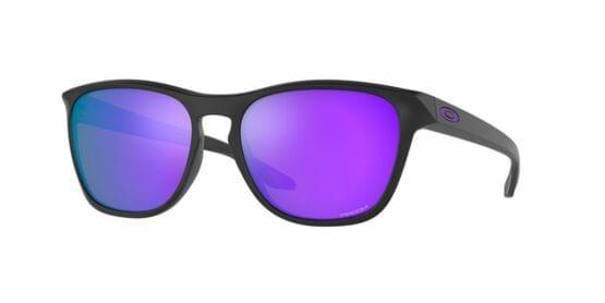 Brýle Oakley Manorburn Matte Black w/ PRIZM Violet
