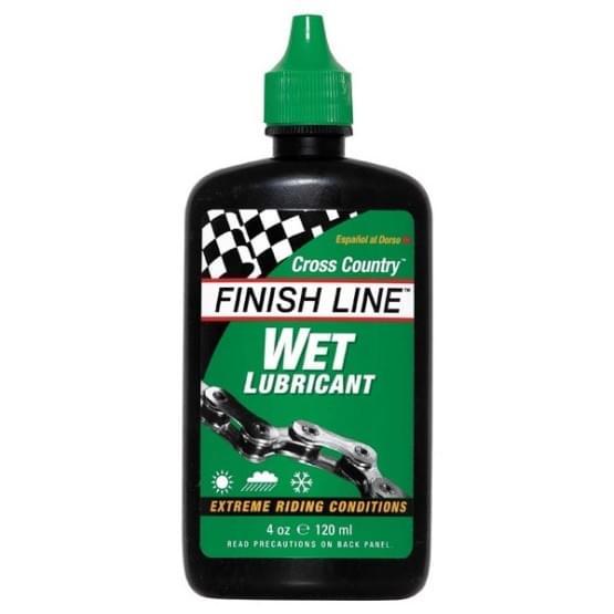 FINISH LINE WET Cross Country 120 ml
