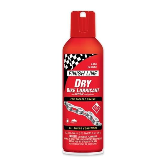 FINISH LINE DRY Teflon Plus 246 ml spray