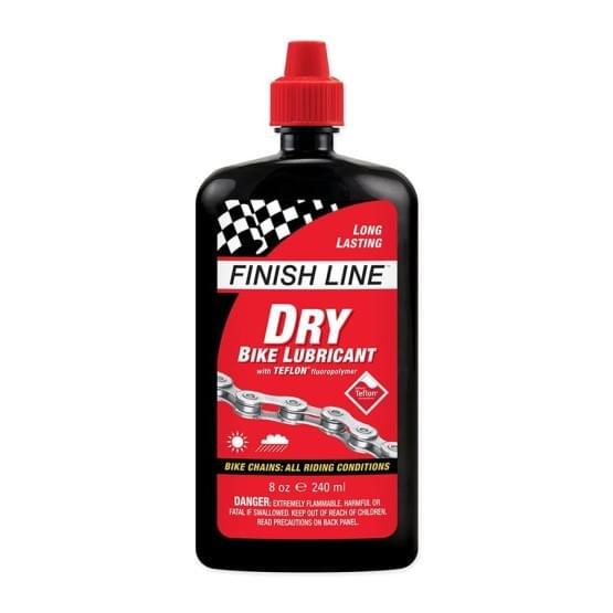 FINISH LINE DRY Teflon Plus 240 ml