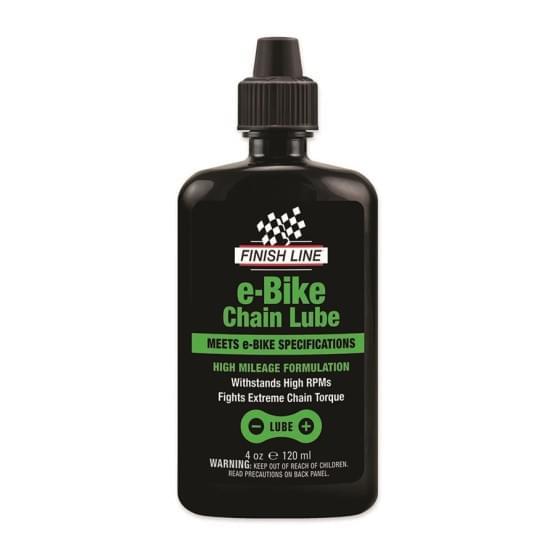 FINISH LINE E-Bike Chain Lube 120 ml