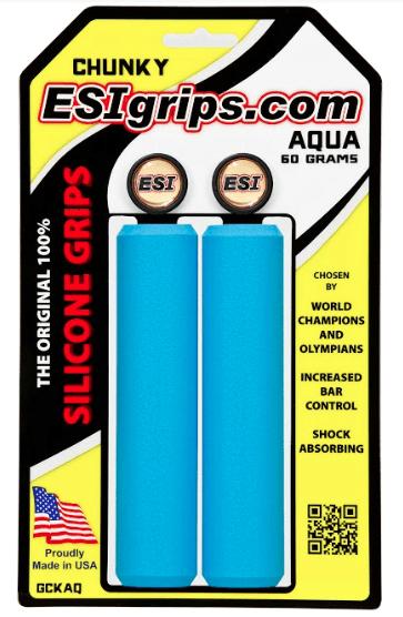 Gripy ESI Chunky 60 grams aqua