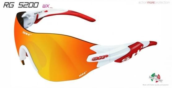 Brýle SH+ RG-5200 WX White/Red