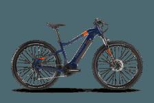 Elektrokolo Haibike SDURO HardSeven 1.5 i400Wh 9-r. Altus 2020 HB YSS modrá/oranžová/titanová