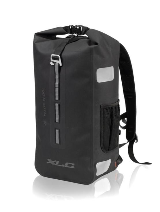 XLC cestovní batoh voděodolný černá 61x16x24cm