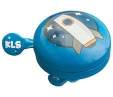 Cyklistický Zvonek KELLYS Bell 60 Kids Blue