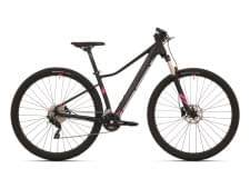 Horské kolo Superior dámské Modo XC 889 Matte Black/Anthracite/Pink 2019