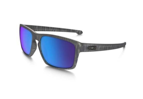 brýle oakley Sliver Matte grey ink sapphire iridium