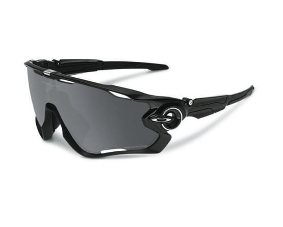 Brýle OAKLEY Jawbreaker polished black/black iridium polarized