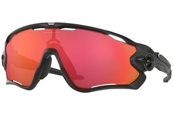 Brýle Oakley Jawbreaker Matte Black w/ PRIZMTrailTrch