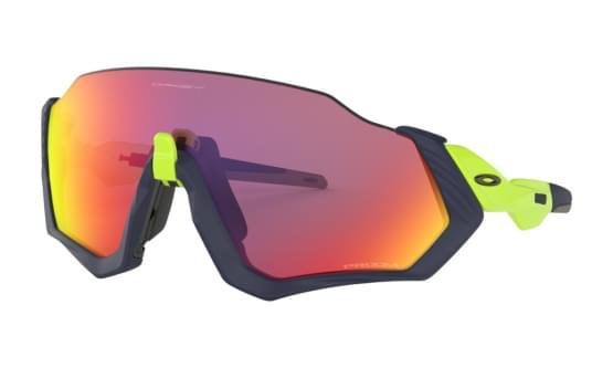 Brýle Oakley Flight Jacket MttNvy/RetBrn w/ PRIZM Rd