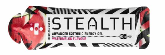 STEALTH Isotonic energy gel Watermelon 60ml