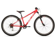 Dětské kolo Superior Racer XC 27 Matte Neon Red/White/Dark Red 2019