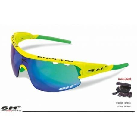 Brýle SH+ RG-4600 AIR YELLOW FLUO/GREEN