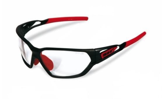 Brýle SH+ RG-4701 REACTIVE PRO Black/Red