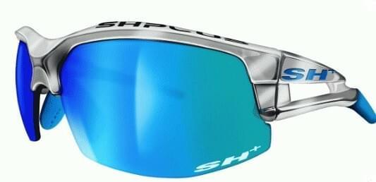 Brýle sportovní RG-4720 chrome/revo blue