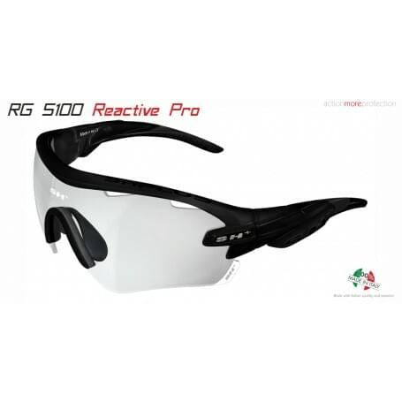 Brýle SH+ RG-5100 REACTIVE PRO Black/Black