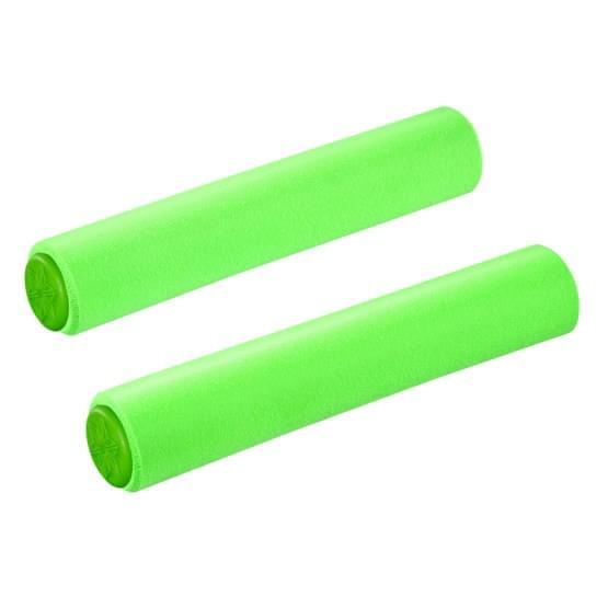 Siliconez SL NEON GREEN silikonové gripy SUPACAZ