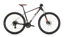 Horské kolo Superior XC 819 Matte Black/White/Team Red 2021