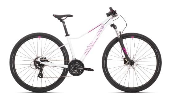 Horské kolo Superior XC 819 W Gloss White/Violet/Purple 2021
