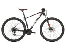 Horské kolo Superior XC 819 LTD Matte Black/White/Team Red 2021