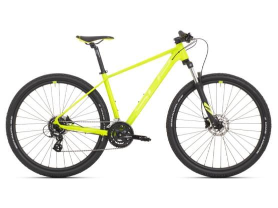 Horské kolo Superior XC 819 LTD Matte Lime/Neon Yellow 2021