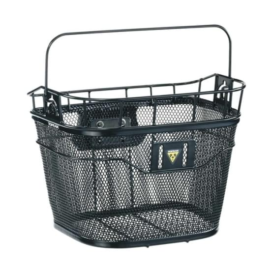 Košík Topeak na řidítka Fixer 3 černý