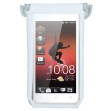 "Obal na mobil Topeak Smartphone Dry bag 4"" bílý"