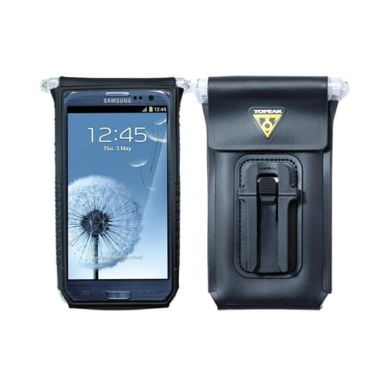 """Obal na mobil Topeak Smartphone Dry bag 4-5"""" černý"""