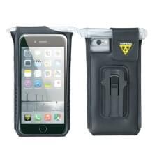 Obal na mobil Topeak Smartphone Dry bag pro IPHONE 6, 6s, 7, 8 černý