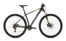 Horské kolo Superior XC 889 Matte Black/Dark Silver/Neon Yellow 2020