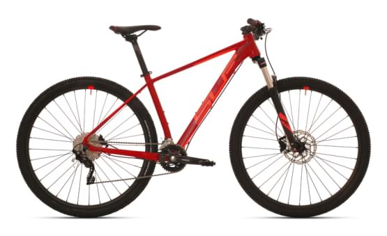 Horské kolo Superior XC 889 Matte Brick Red/Neon Red 2020
