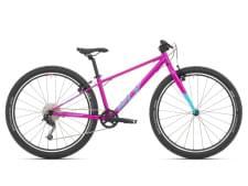 Dětské kolo Superior F.L.Y. 27 Gloss Purple/Neon Turquoise 2021