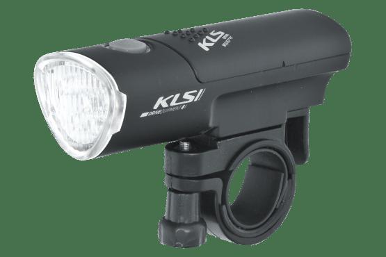 Osvětlení přední KLS Humble black