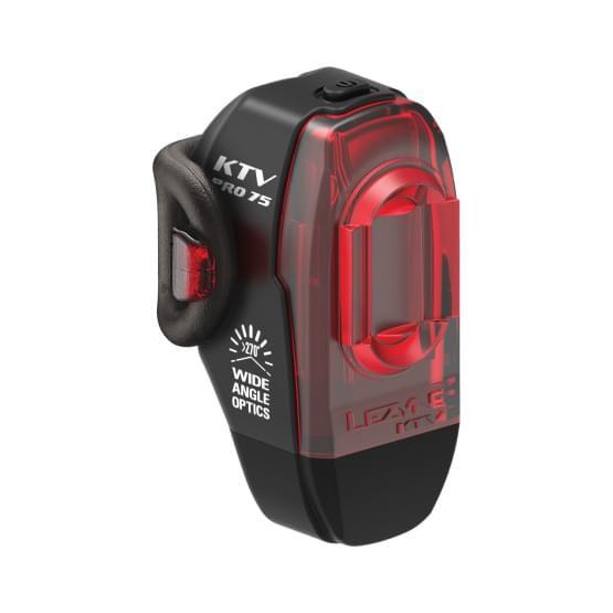 Světlo zadní Lezyne LED KTV Pro Drive Black