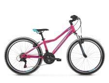 Dětské kolo Kross Lea Junior 1.0 Pink Blue Violet 2019