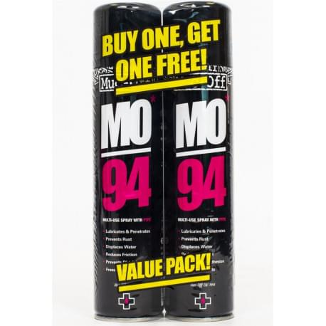 MUC-OFF MO-94 TWIN PACK