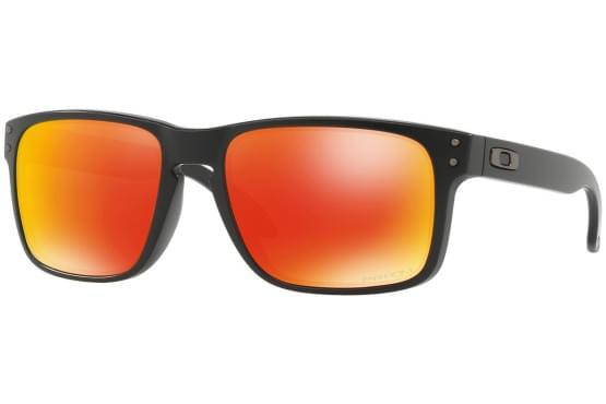 Brýle Oakley Holbrook Matte Black w/ PRIZM Ruby