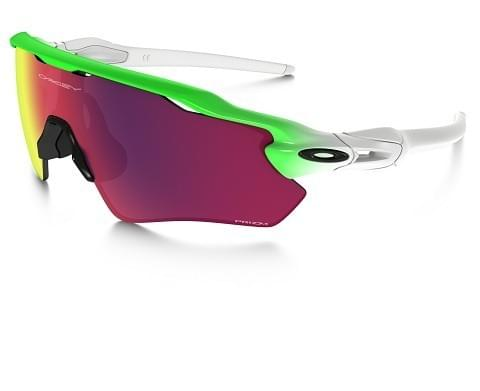 Brýle Oakley Radar EV Path green fade prizm road