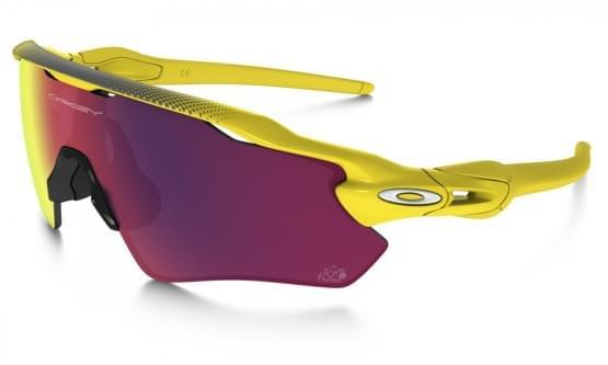 Brýle Oakley Radar EV Team yellow prizm road