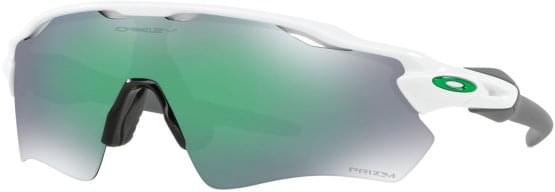 Brýle Oakely Radar EV Path Pol Wht w/ PRIZM Jade