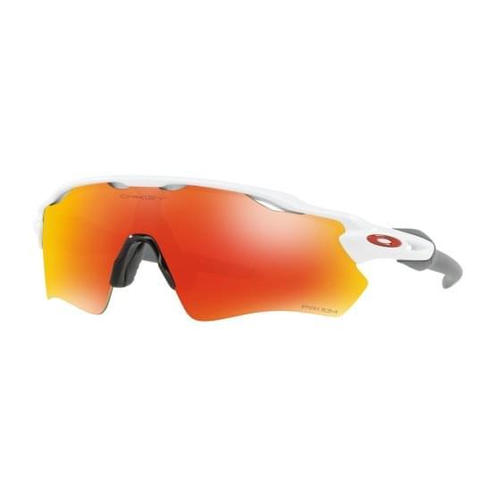 Brýle Oakley Radar EV Path Pol Wht w/ PRIZM Ruby