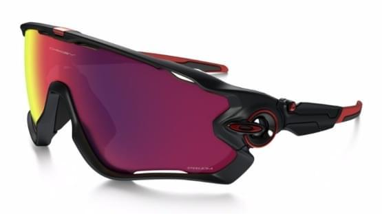 Brýle Oakley Jawbreaker matte black prizm road