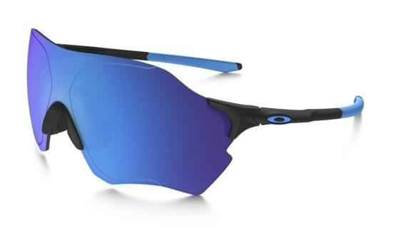 Brýle Oakley Evzero Range matte black saphire iridium polarized