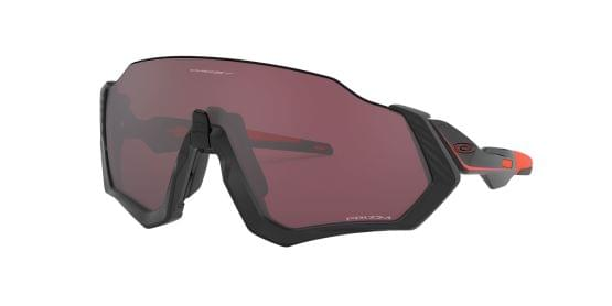 Brýle Oakley Flight Jacket Ignite w/ PRIZM Road Blk
