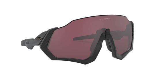 Brýle Oakley Flight Jacket MtBlk w/ PRIZM Road Blk