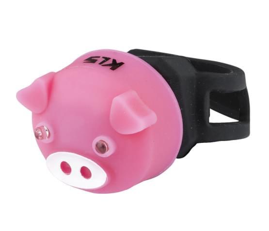 Osvětlení zadní KLS PIGGY, pink