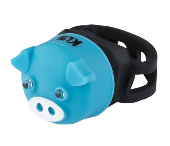 Osvětlení zadní KLS PIGGY, blue